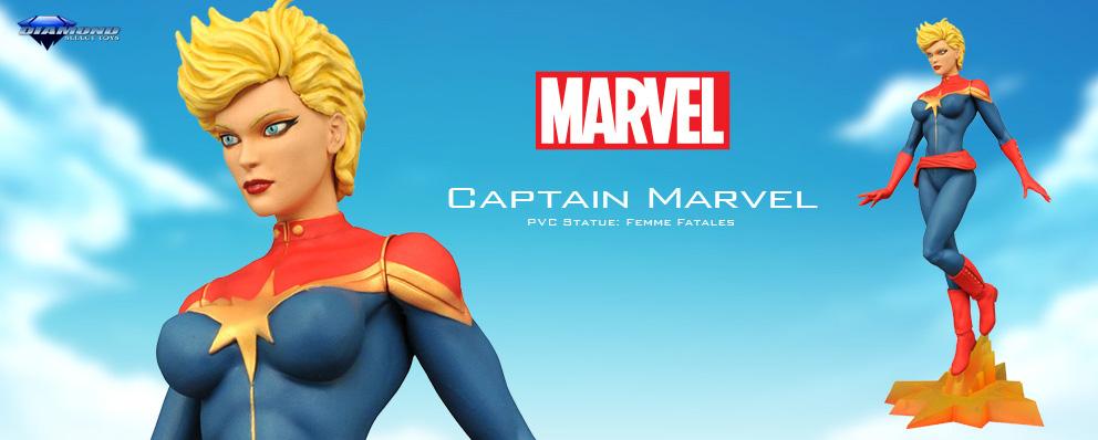 キャプテン・マーベル (マーベル・コミック)の画像 p1_8
